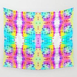 Bright Tribomb Wall Tapestry