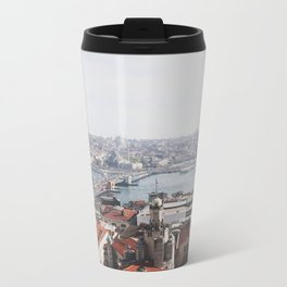 GOLDEN HORN @ ISTANBUL Metal Travel Mug