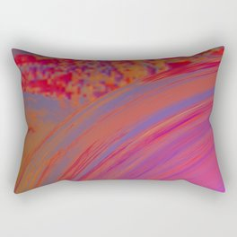 Jawbreaker Layers Rectangular Pillow