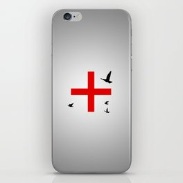 Live Freely iPhone Skin