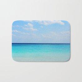 Bermuda Ocean Bath Mat