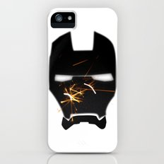 UNREAL PARTY 2012 AVENGERS IRON MAN SPARKS FLYERS  iPhone (5, 5s) Slim Case
