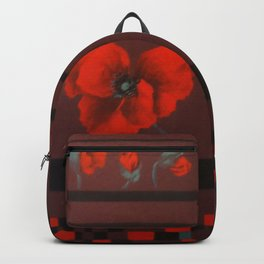 Coquelicots Backpack