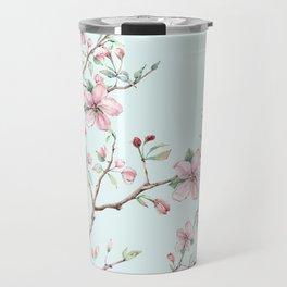 Apple Blossom #society6 #buyart Travel Mug