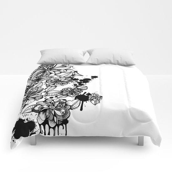 Blooms Comforters