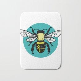Beekeeper Bee Mom Keeping Bees Bee Hive Bee Keeper Bath Mat