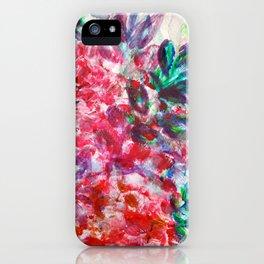 Be optimistic iPhone Case