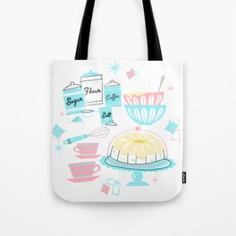 Sugar And Spice And Everything Nice Tote Bag