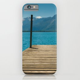 Lake Geneva iPhone Case