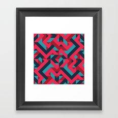 Pathways Framed Art Print