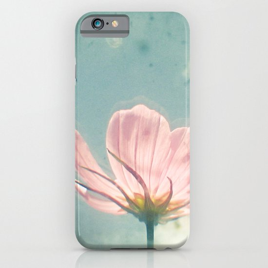 Pink Cosmos iPhone & iPod Case