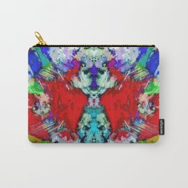 Shouting flares Carry-All Pouch