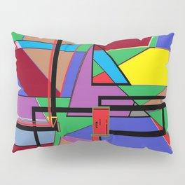 Geometry - Shape on Shape Pillow Sham
