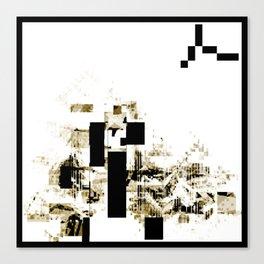 ROM Canvas Print