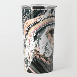 Modern Horse Art by Sharon Cummings Travel Mug