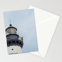 Big Sable Point Lighthouse - Lake Michigan Stationery Cards