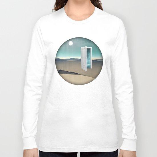 door to a void Long Sleeve T-shirt