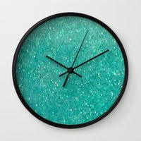 inspiration Wall Clocks featuring Inspiration by icydorTM