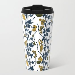 Autumn flowers 2 Travel Mug
