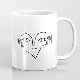 l'attente II Coffee Mug