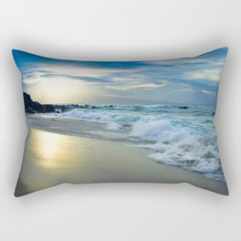 One Dream Sunset Hookipa Beach Maui Hawaii Rectangular Pillow