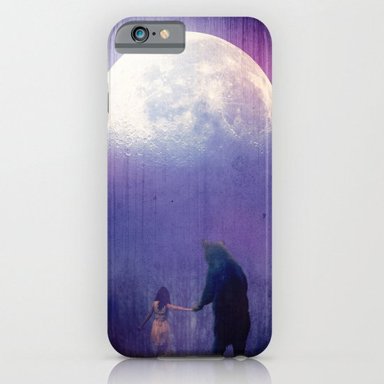 Follow your inner moonlight iPhone & iPod Case