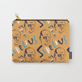 Jean Sibelius (2) Carry-All Pouch