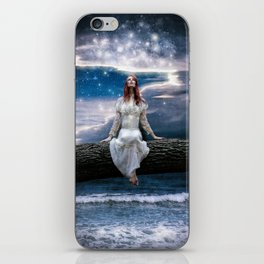 Wishing for Neverland iPhone Skin