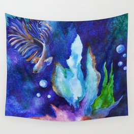 Sweet Betta Wall Tapestry