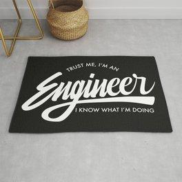 Trust Me, I'm an Engineer Rug