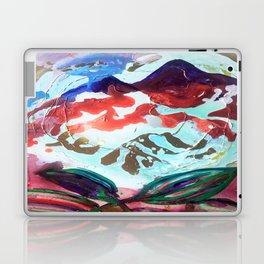 For purple mountain majesties Laptop & iPad Skin