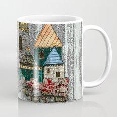 Castle on the waves Mug