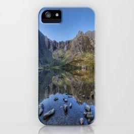 Idwal Sunrise iPhone Case