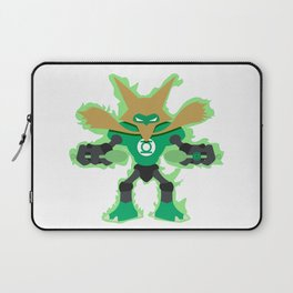 Green Lantern Alakazam Laptop Sleeve