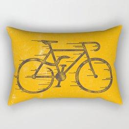Slitherin' Rectangular Pillow