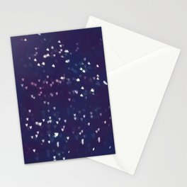 Little hearts  Stationery Cards