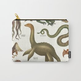CRYPTIDS Carry-All Pouch