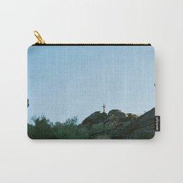 Arizona Desert Moon Carry-All Pouch