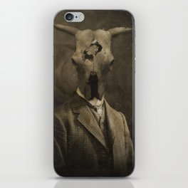 Family Resemblance iPhone Skin