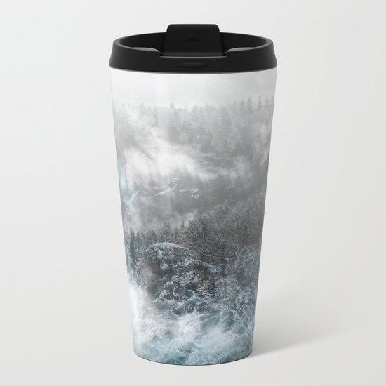 Wash Out Metal Travel Mug