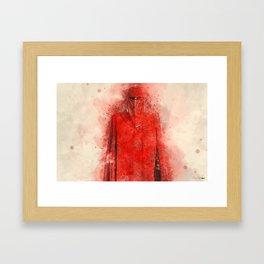 Royal Imperial Guard Framed Art Print