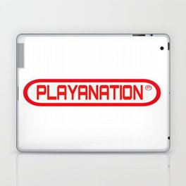 PlayaNationMG RW 2-Tone Laptop & iPad Skin