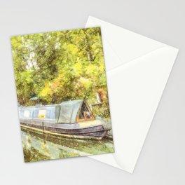 Little Venice London Autumn Art Stationery Cards