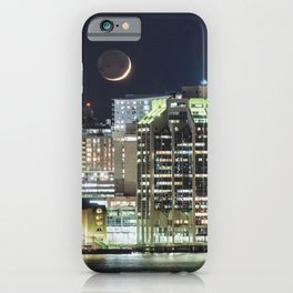 Haligonian Moonset iPhone Case