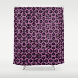 Bodacious Floral Shower Curtain