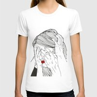 introvert T-shirts featuring Introvert 2 by Heidi Banford