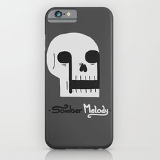 Somber Melody iPhone 6s Slim Case