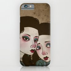 Twin Princesses iPhone 6s Slim Case