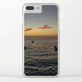 The perfect moment Clear iPhone Case
