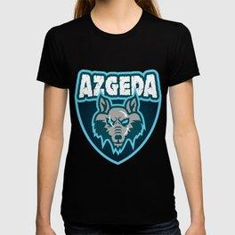 Azgeda Kru Shield T-shirt